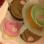 Toppings de cupcakes qu'on nous a offerts @babaorun